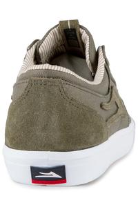 Lakai Griffin Canvas Shoe (walnut)