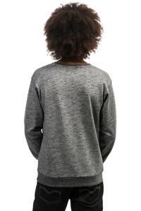 Cleptomanicx Vintage Print Sweatshirt (vintage black)