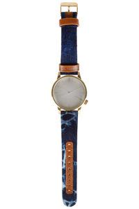 Komono Winston Heritage Watch (indigo denim)
