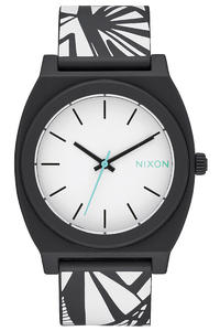 Nixon The Time Teller P Orologio (black bleach)