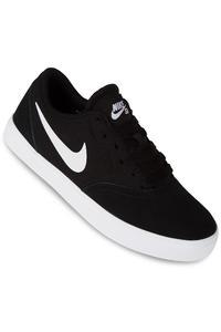 Nike SB Check Zapatilla kids (black white)
