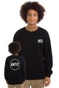Antix Circle Sweatshirt (black)