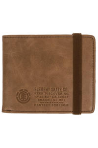 Element Endure Geldbeutel (brown)