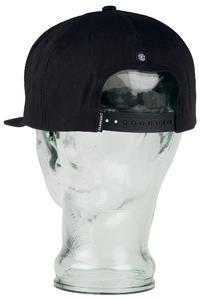 Element Knutsen Snapback Cap (flint black)