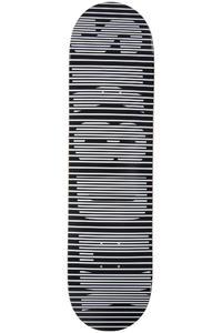 "SK8DLX Stripe Series 8"" Planche Skate (black)"