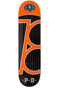 "Plan B Duffy ProSpec Era 8"" Deck (black orange)"
