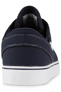 Nike SB Zoom Stefan Janoski Canvas Chaussure (obsidian white light brown)