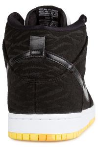 Nike SB Dunk High Pro Shoes (black black white)
