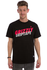 Grizzly Movin Up T-Shirt (black)