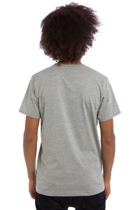 Legalize Longboarding Crossed T-Shirt (heather grey)