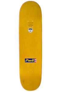 "Plan B Pudwill Snap Hauler 8.25"" Deck (orange)"