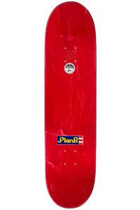 "Plan B Joslin Snap Galaxie 8.375"" Deck (red)"