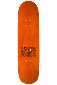 "Jart Skateboards Spider Pool Before Death 8.875"" Planche Skate (orange)"