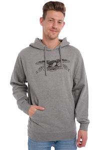 Anti Hero Basic Eagle Hoodie (gunmetal heather)