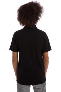 SK8DLX Soccer Polo-Shirt (black)