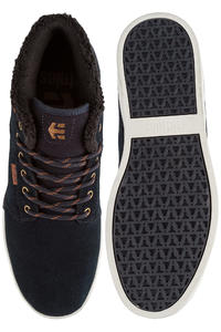 Etnies Jefferson Mid Shoes (navy brown white)
