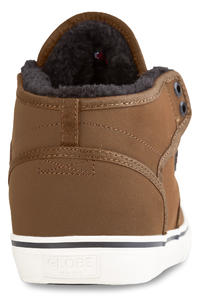 Globe Motley Mid Shoes (toffee antique fur)