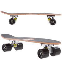 SK8DLX x Surfblend  Wood Cruiser