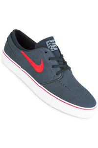 Nike SB Zoom Stefan Janoski Shoe (obsidian university red)