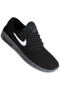 Nike SB Stefan Janoski Max Shoe (black white dark grey)
