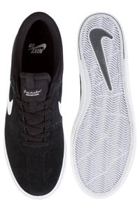 Nike SB Koston Hypervulc Chaussure (black white)