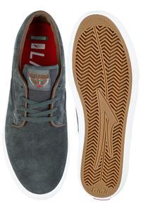 Lakai Riley Hawk Suede Shoe (charcoal)