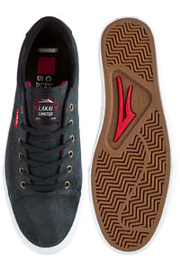 Lakai x Chocolate Flaco Suede Shoes (midnight)