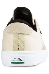 Lakai Flaco Suede Shoes (cream)