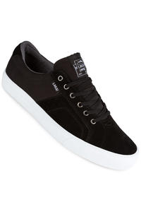 Lakai Flaco Suede Shoe (black grey)