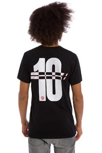 SK8DLX Soccer Jersey T-Shirt (black)