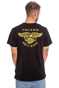 Volcom x Anti Hero PKT Camiseta (black)