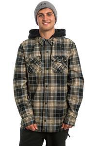 Volcom Field Bonded Flannel Snowboard Jacket (teak)