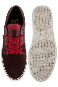 DC Tonik Schuh (dark chocolate oxblood)