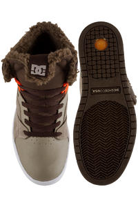 DC Seneca High WNT Shoe (brown grey)