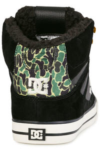 DC Spartan High WC WNT Shoes (black camo)