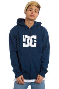 DC Star Felpa Hoodie con zip (varsity blue)