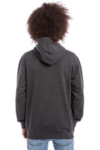 Cleptomanicx Gull 2 Hoodie (heather black)