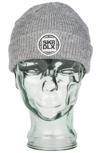 SK8DLX Worldwide Mütze (heather grey)