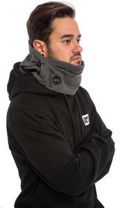 Antix Fleece Hood Neckwarmer (grey)