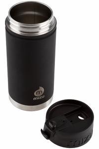 Mizu V5 Flask (soft touch black)