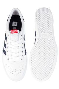 adidas Skateboarding Lucas Premiere ADV Schuh (white navy scarlet)