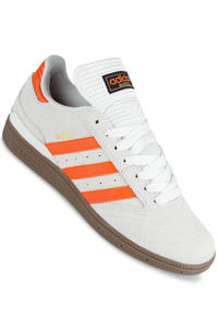 adidas Skateboarding Busenitz Shoes (white orange gum)