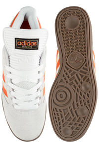 adidas Skateboarding Busenitz  Shoe (white orange gum)