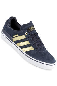 adidas Skateboarding Busenitz 10 YR Vulc ADV Shoes (navy gold white)