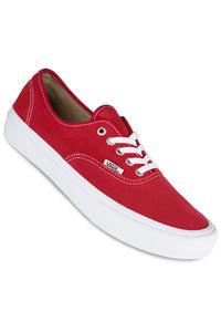 Vans Authentic Pro Shoe (red white)