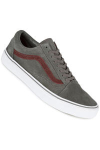 Vans Old Skool Shoe (reptile grey port royale)