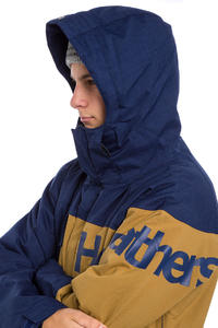 Horsefeathers Cooper Snowboard Jacket (heather navy)