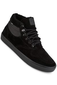 Element Topaz C3 Mid Suede Shoes  (black black)