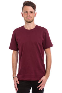 Carhartt WIP Base T-shirt (chianti white)
