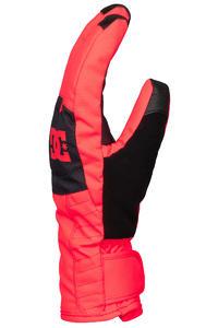 DC Seger Gloves women (fiery coral)